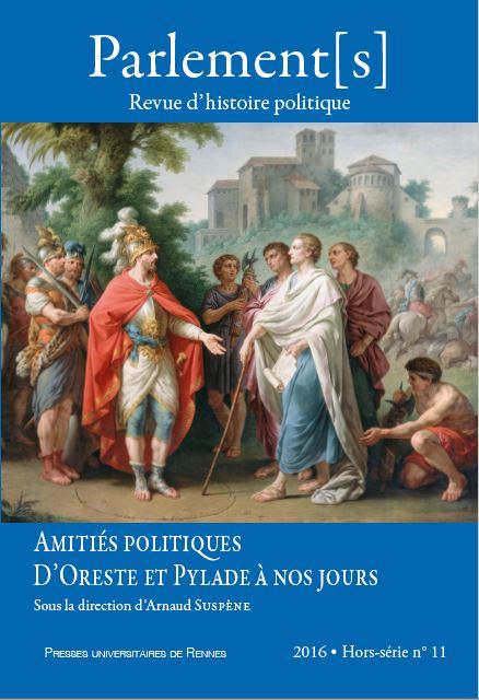 Parlements Revue Dhistoire Politique