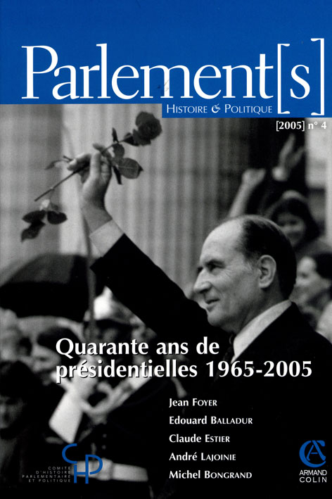 Fran�ois Mitterrand sortant du Panth�on, 1981
